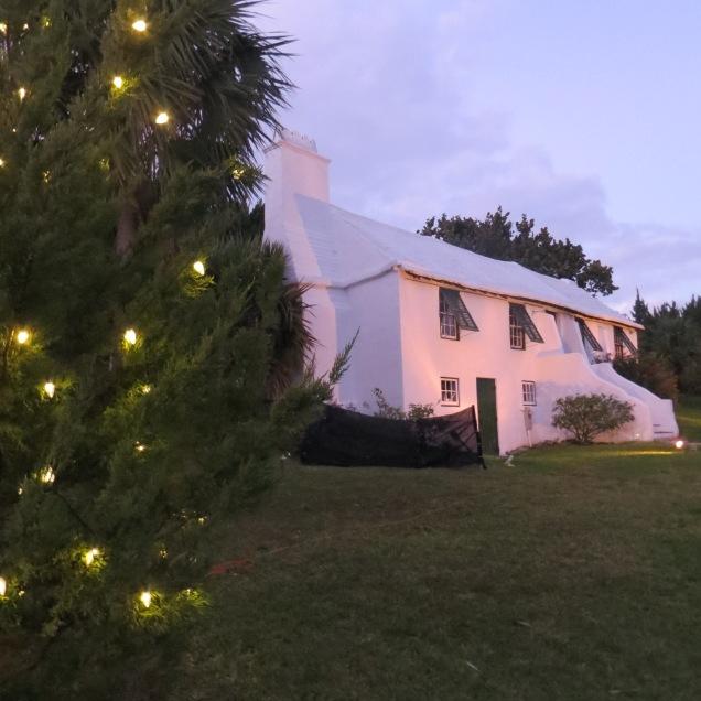 Tree lights and CH